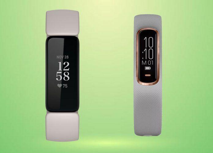 Garmin vivosmart vs Fitbit Inspire 2