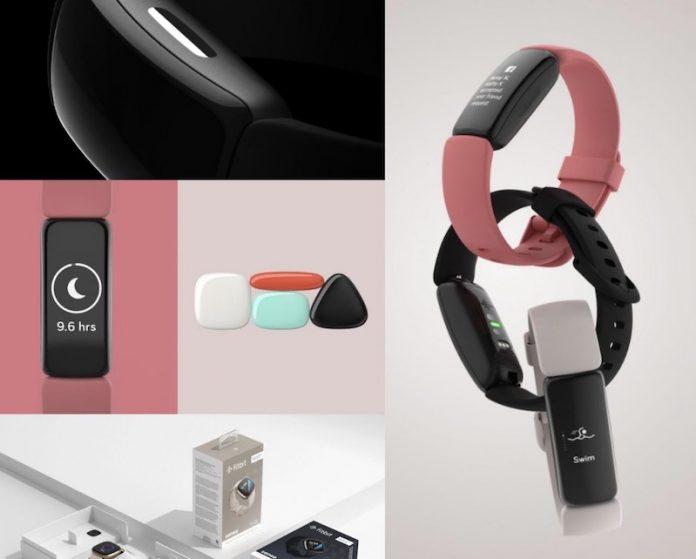 Fitbit Inspire 2 wins Red dot design award