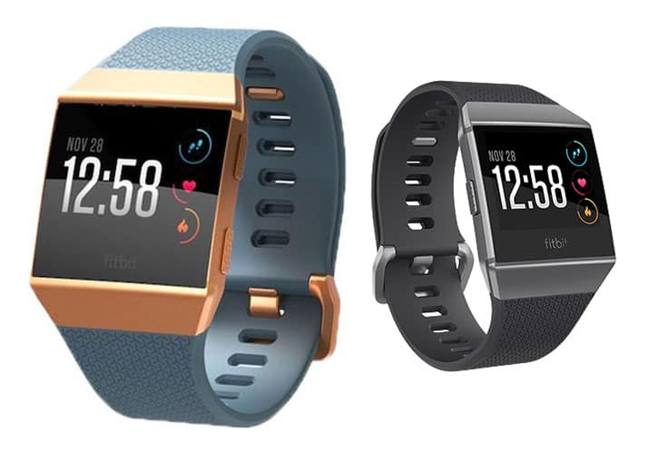 Fitbit's Ionic smartwatch