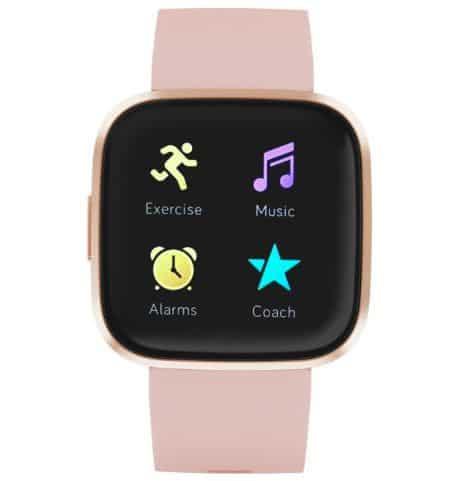 Music app on Fitbit