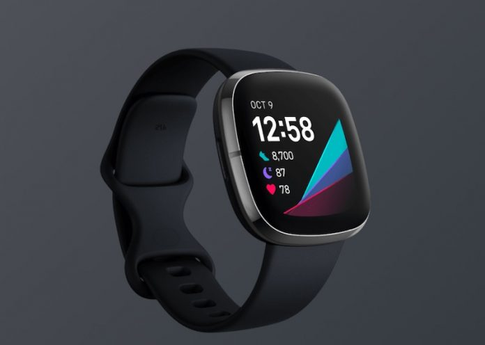 Fitbit sense health tracking