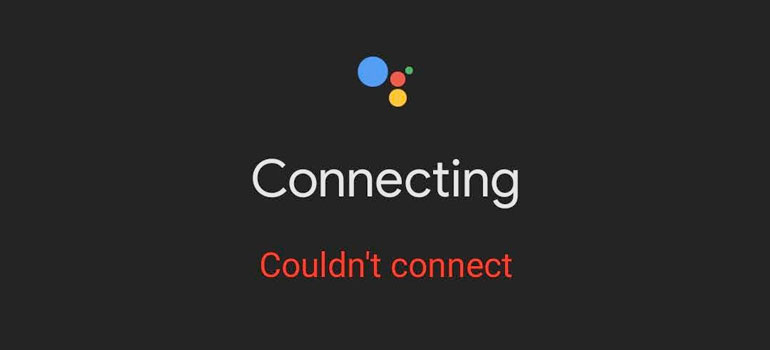 Google Assistant couldn't connect to Fitbit
