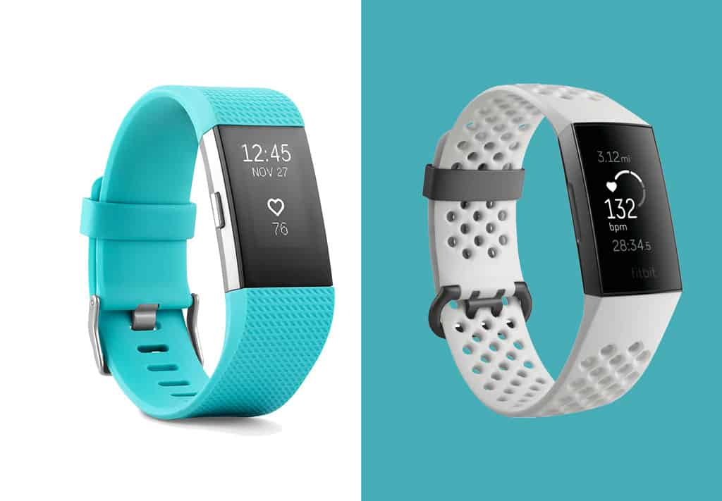 Fitbit showing heart rate pulse info