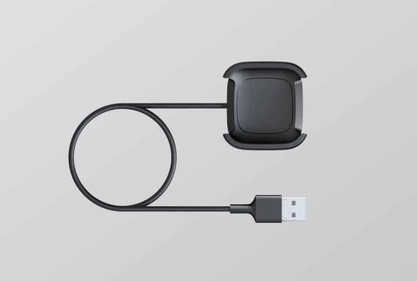 Replaceable USB Charger Adapters Charge Cable For Fitbit Charge 3 Blaze VersYJUS