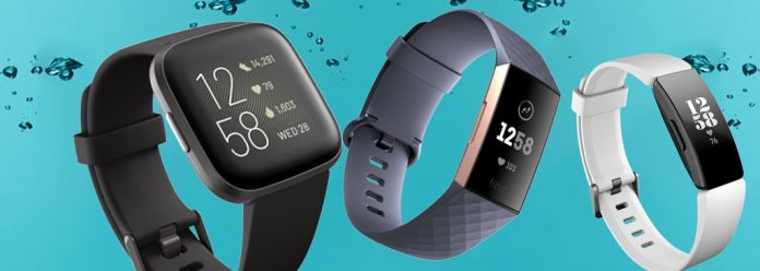 Dropped Fitbit in water or swimming and showering with Fitbit