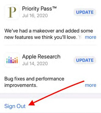 Trends missing after Apple update how to fix