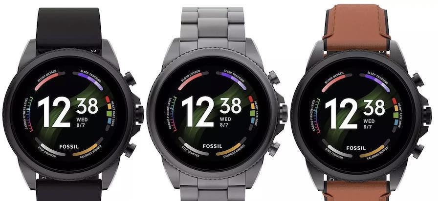 Fossil Gen 6 Smartwatch first look