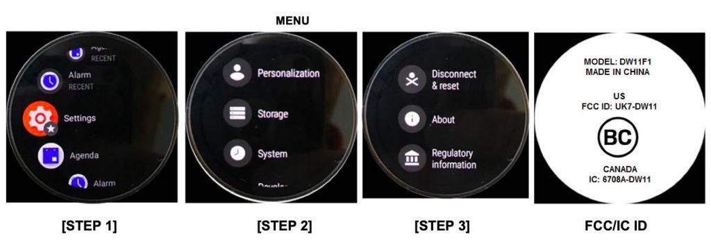 New Fossil Smartwatch follows Gen 5 design