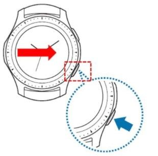 How to take a screenshot on Samsung Galaxy Watch
