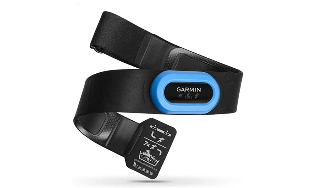 Garmin heart rate monitor for wearable devices and smartwatches