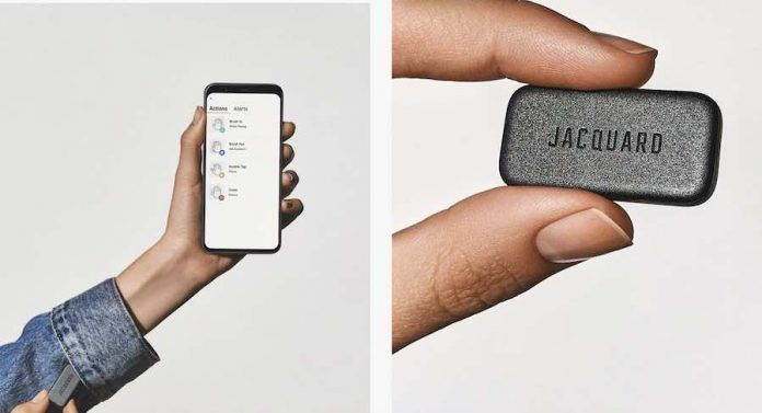 Google Jacquard wearable