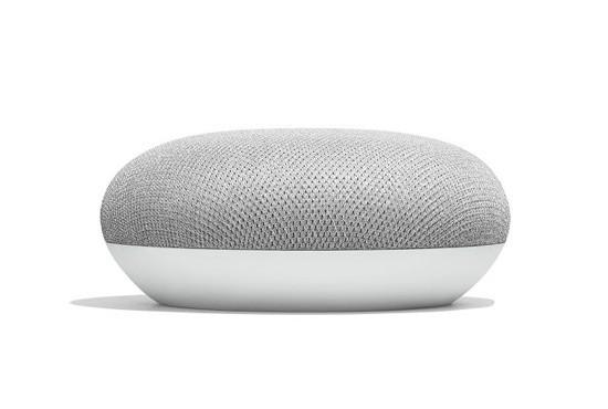 Environment friendly smart speaker from Google