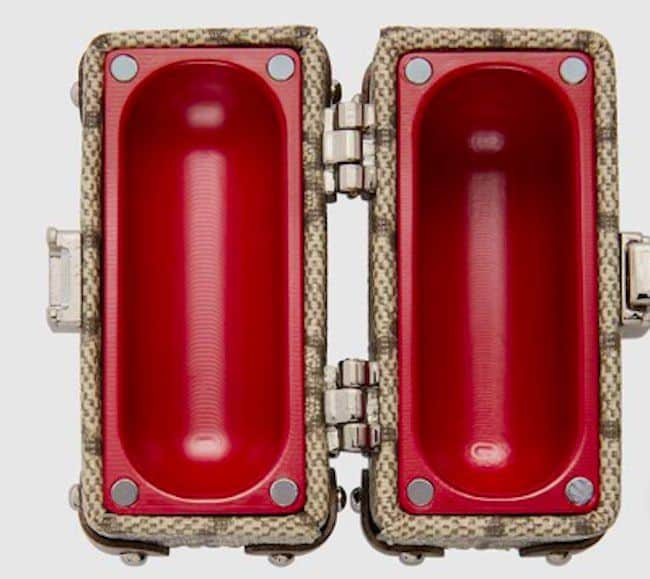 Gucci AirPods case