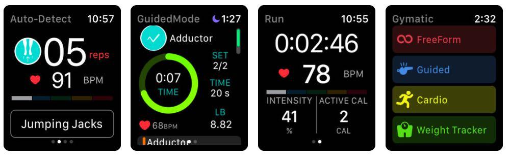 Strength Training on Apple Watch
