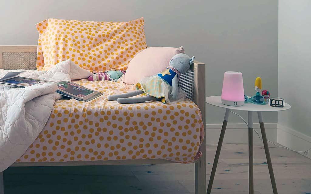 Hatch Rest, Rest+, or Restore sleep device