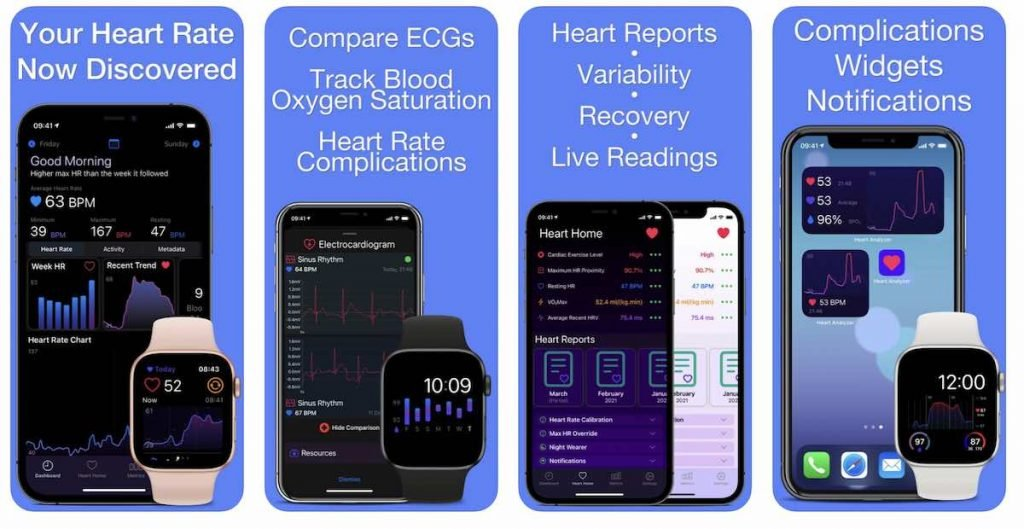 Monitor Heart Rate Variability on Apple Watch
