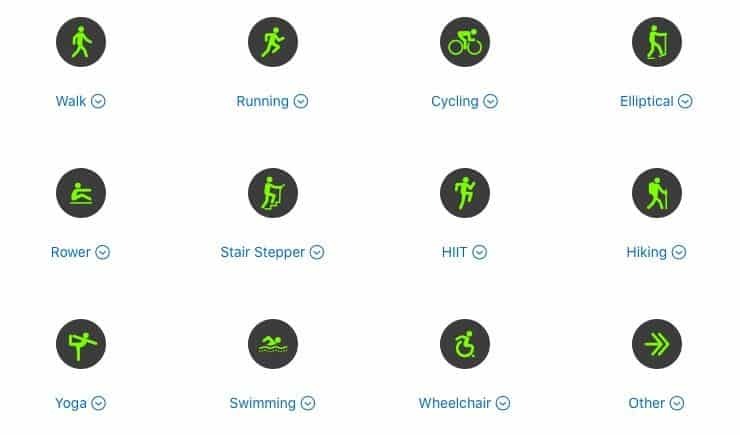 How to customize Apple Watch workout metrics