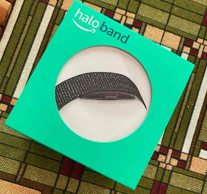 How to set up and use Amazon Halo Fitness Band