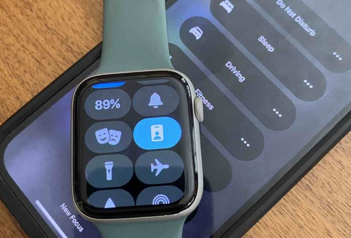 How to setup and use Focus feature on Apple Watch