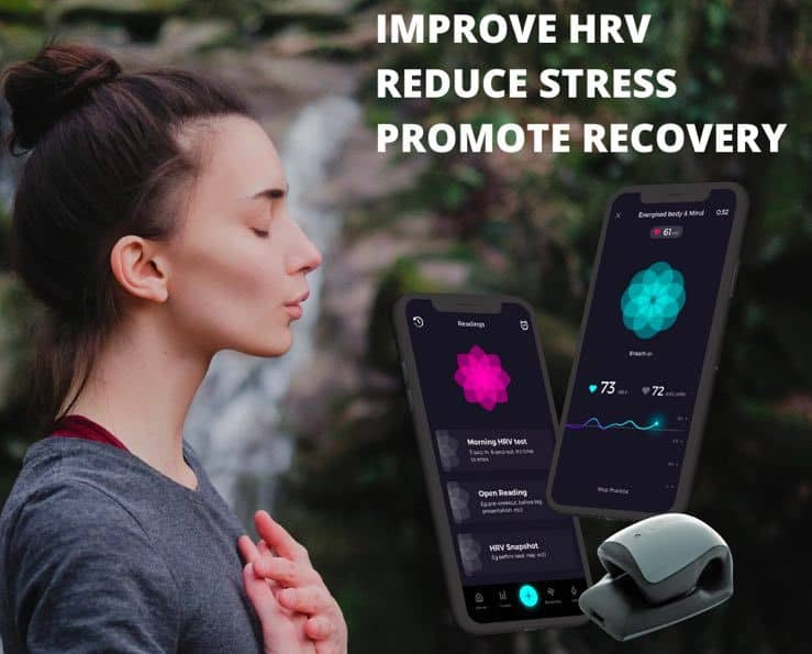 Improve HRV and reduce stress