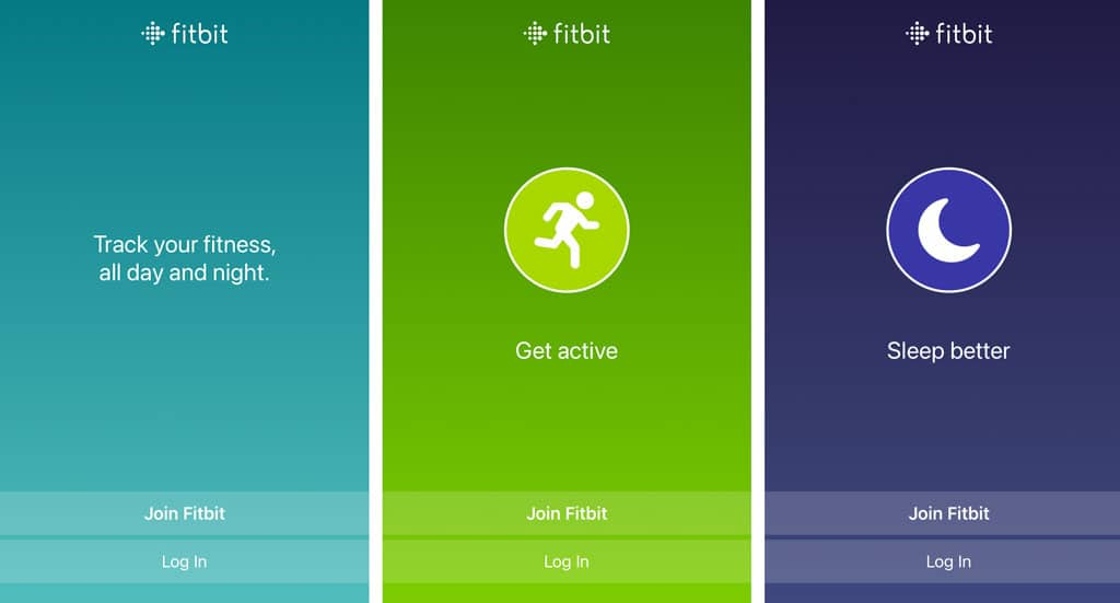 Fitbit app Join Fitbit for new members