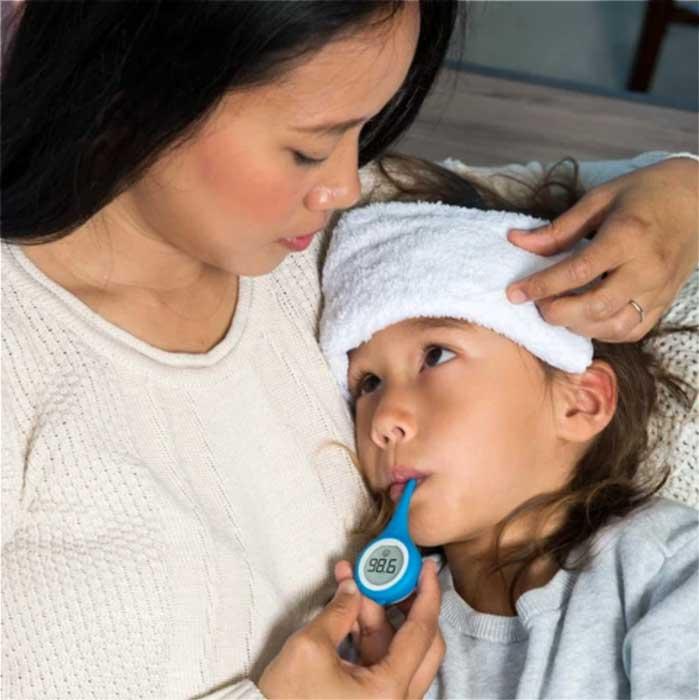 KINSA quickcare smart digital thermometer