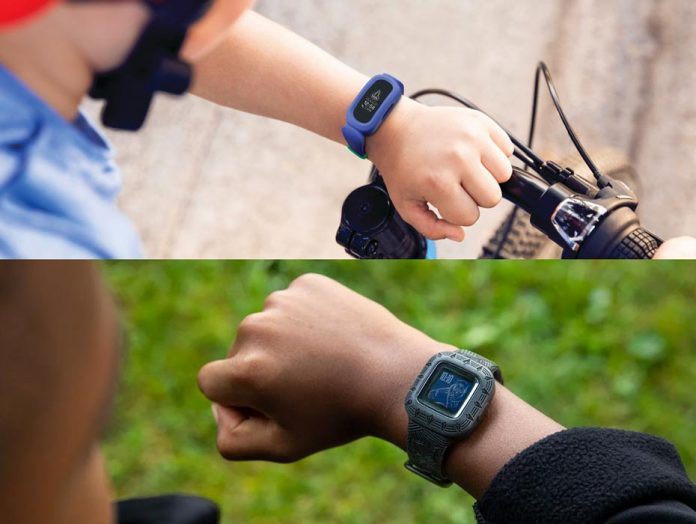Garmin vivofit jr 3 vs Fitbit Ace 3 which is the best fitness tracker for kids today