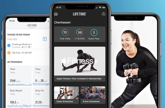 LifetIme Apple Fitness in Canada