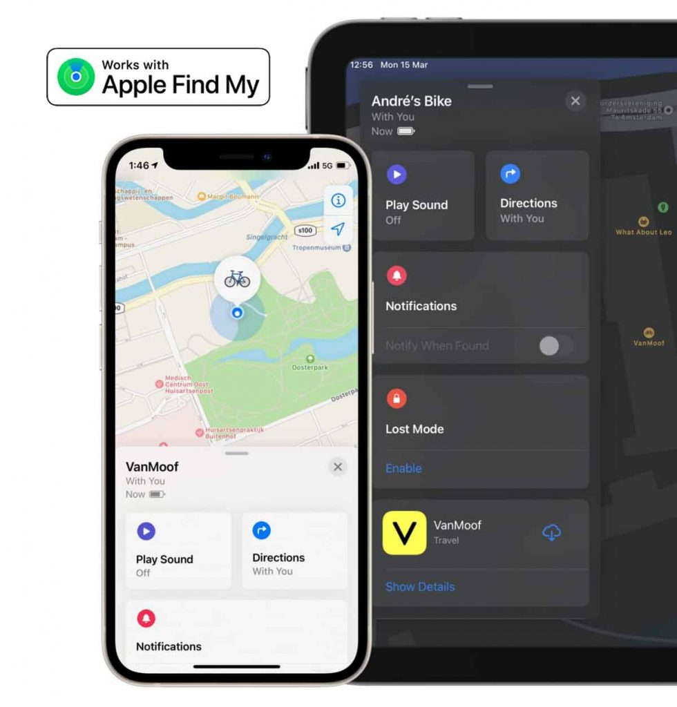 Apple Find My network can locate third party devices and products