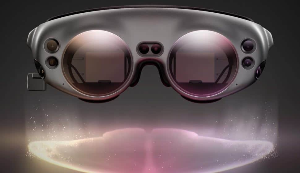 Magic Leap wearable for sign language