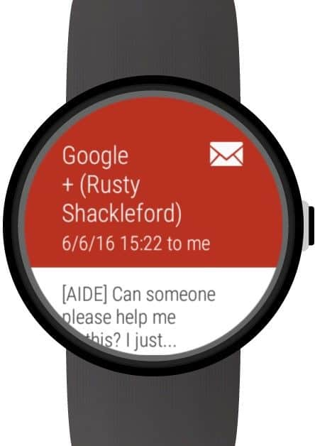 Best apps for wearOS