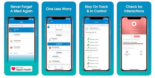 medisafe pill reminder app