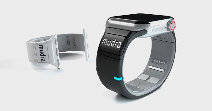 Mudra Band brings gesture control to Apple Watch