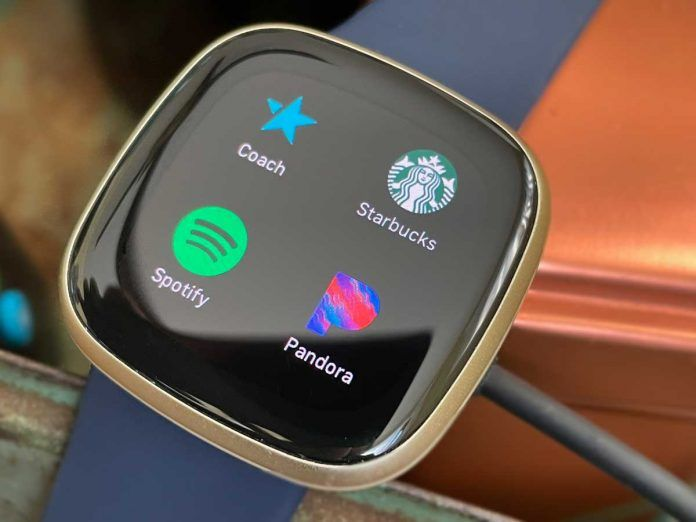 Fitbit Versa and Sense Music apps