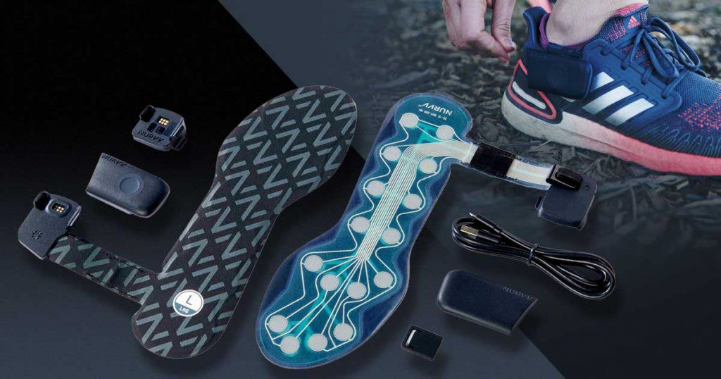 smart insoles by NURVV