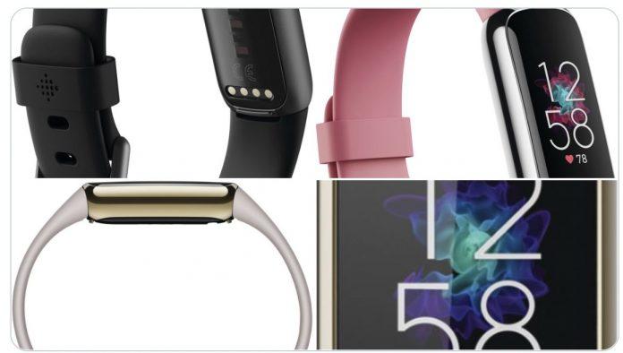 Fitbit Tracker 2021 color screen
