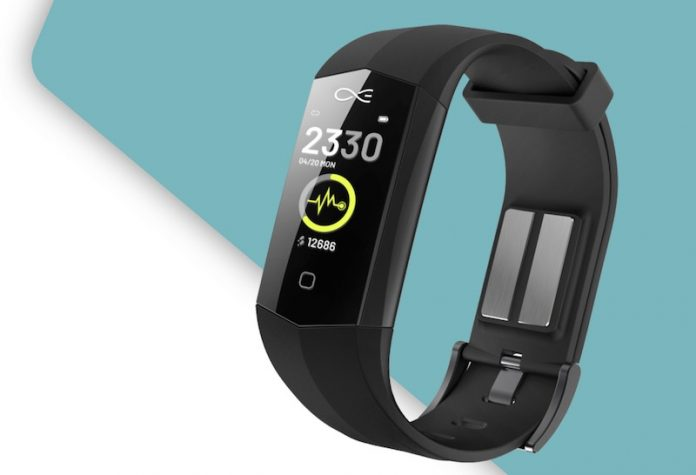 ObeEnd Fitness tracker with neuromodulation