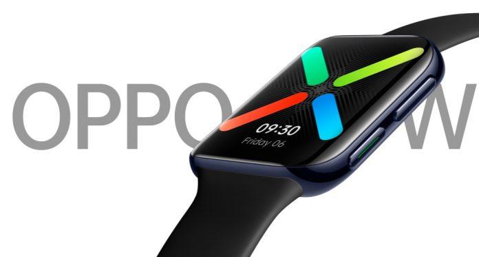 New Oppo Watch vs Apple Watch