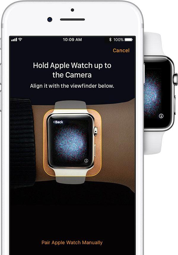 Pair Apple Watch Animation-min