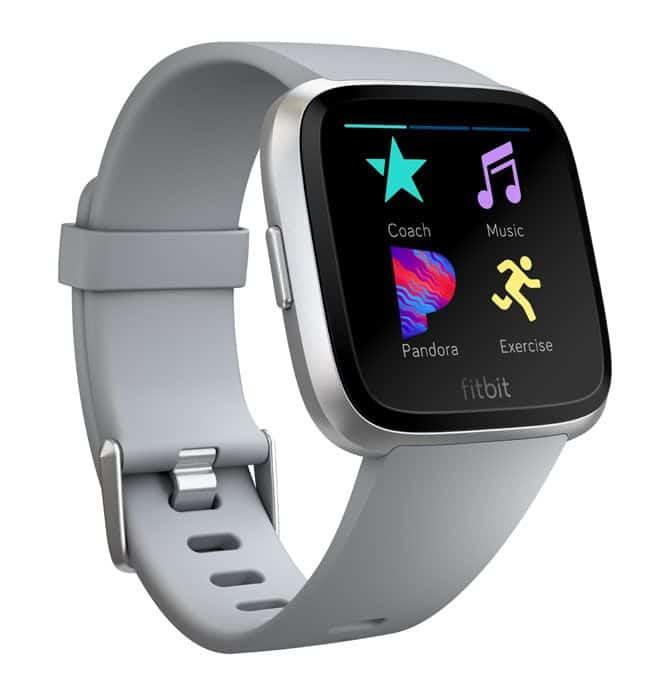Fitbit Pandora app