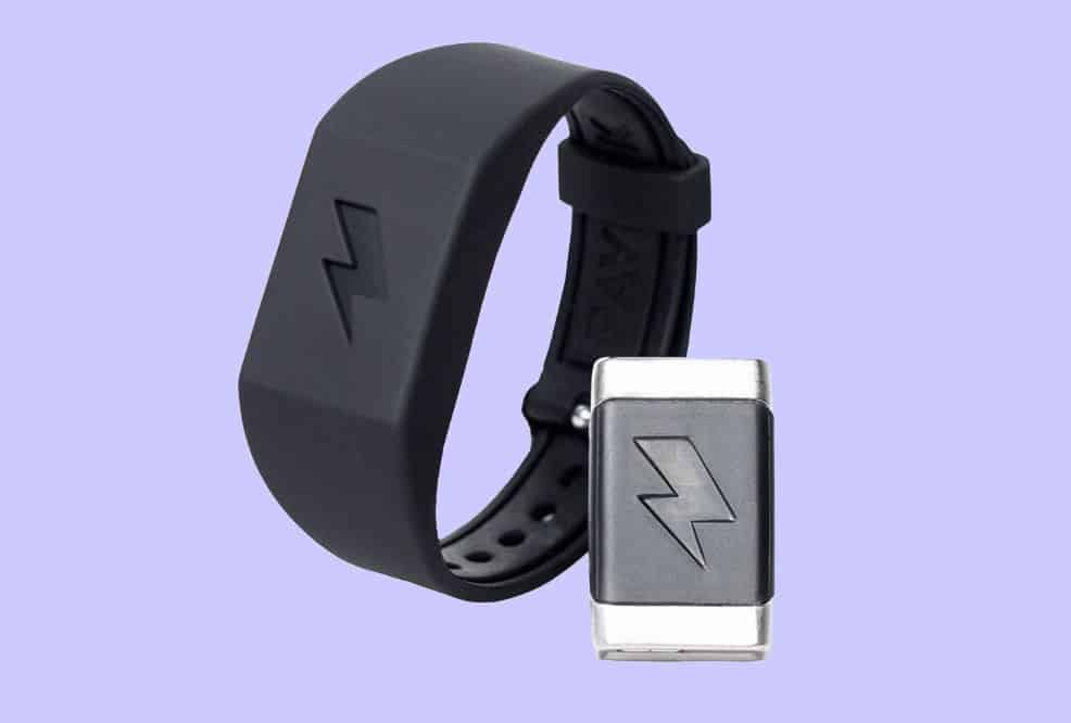 Pavlok wearable to train away bad habits