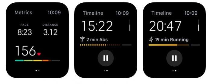 Peloton App Not working on Apple Watch