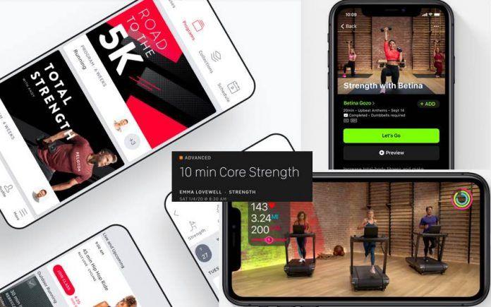 Peloton Digital vs Apple Fitness+
