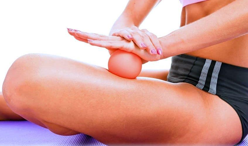 massage ball by PhysioKit Massage Ball(UK)
