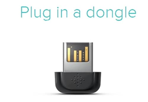 Fitbit bluetooth dongle for Mac