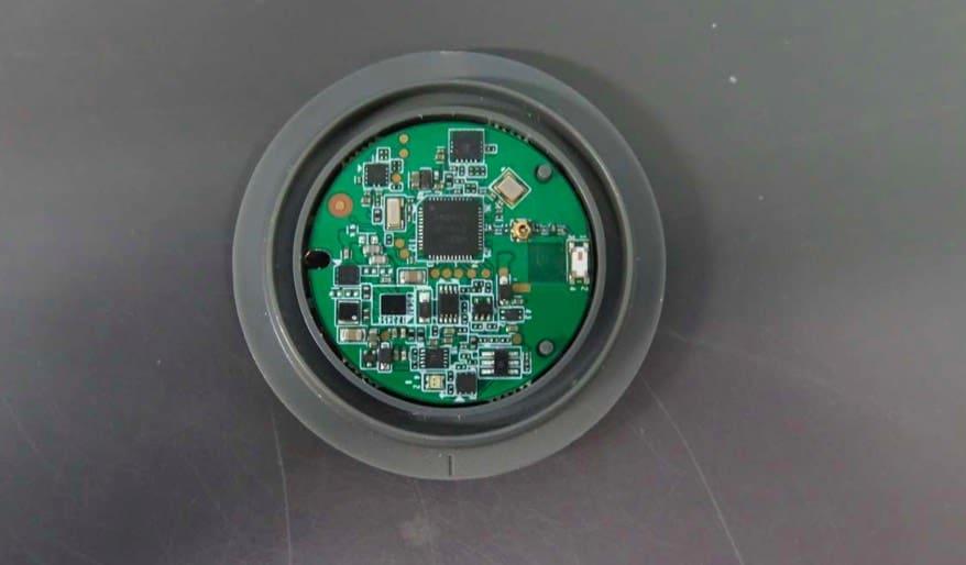 raceFit labs motion sensor