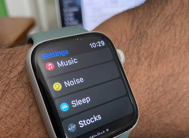 No Respiratory rate data from Apple Watch how to fix