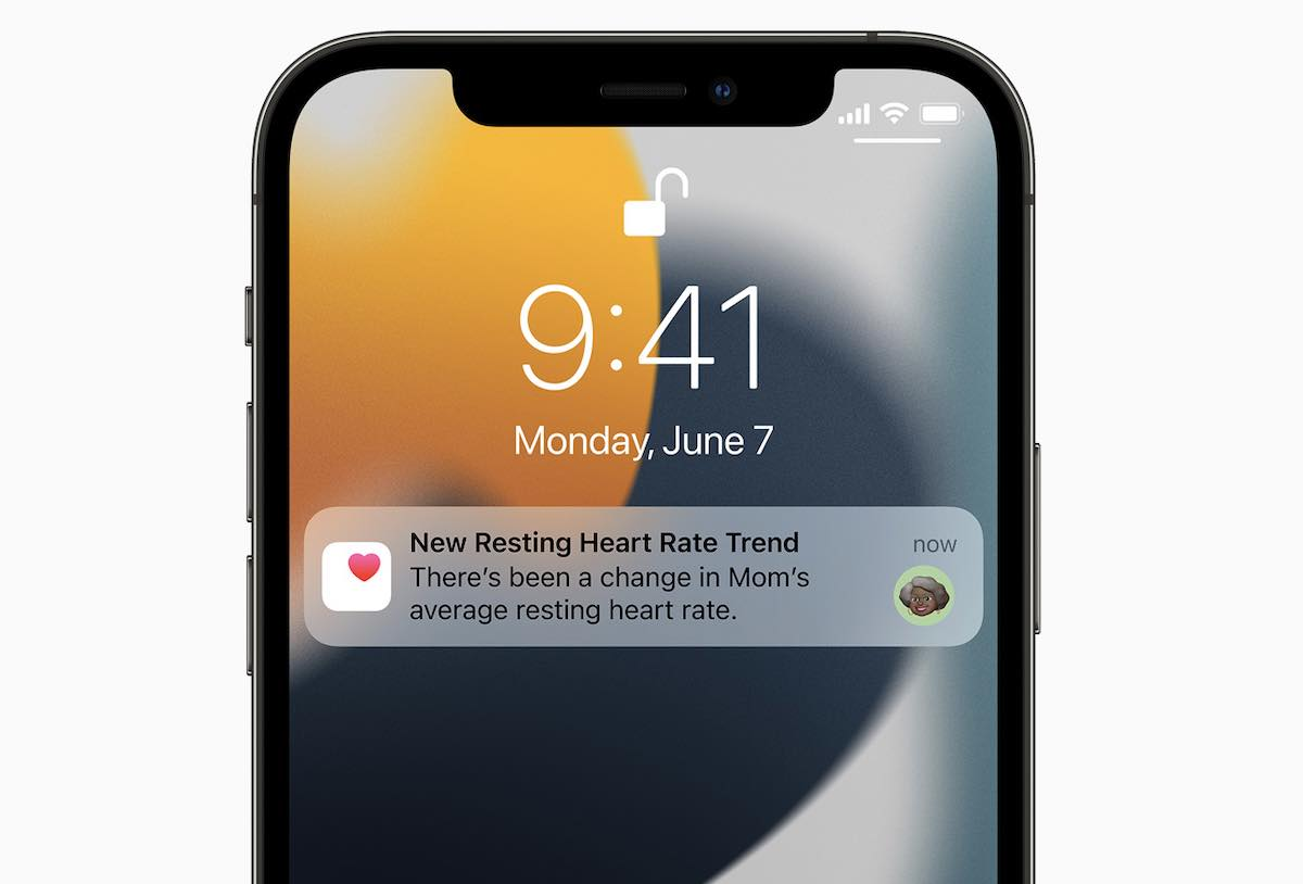 iOS 15 Health Trends and Highlights