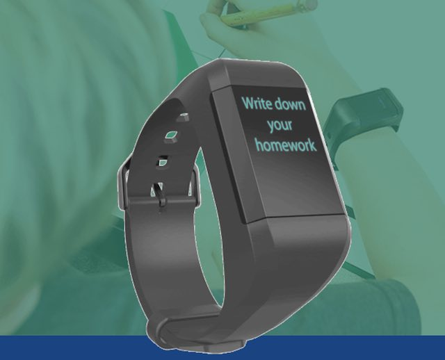 Revibe smartwatch for ADHD