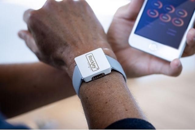 Rockley Photonics Sensors for Apple Watch